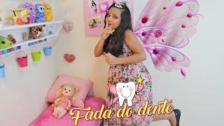 BABY ALIVE RECEBE VISITA DA FADA DO DENTE!