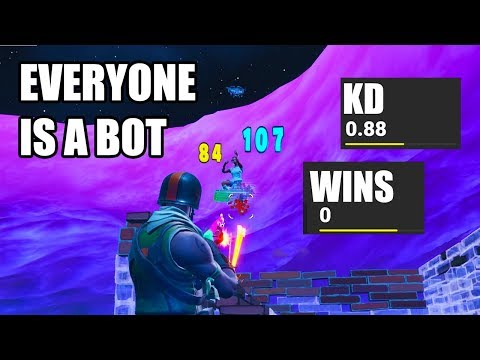 Exposing Everyone's STATS In 0 Point Arena (bots Everywhere)