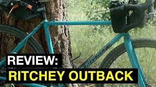 Review: Ritchey Outback Gravel Bike
