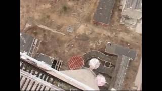Wejscie na komin 150m balkon 110m Wistom Tomaszów Mazowiecki