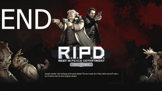R.I.P.D. The Game Gameplay Walkthrough Part 8 Ending - Common Wealth Tower