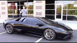 вот почему Lamborghini Murcielago LP640 стоит 215 000