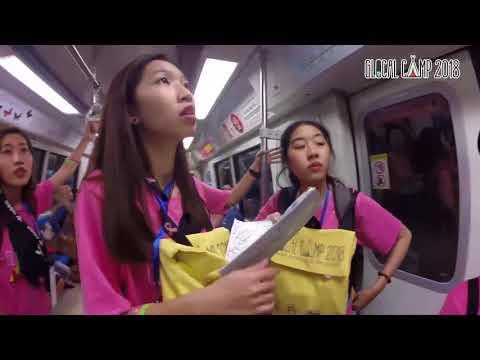 Amazing Glocal Camp Singapore 2018 - Ngày đầu tiên