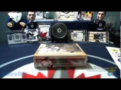 dubs88 Box Break #150 13/14 Artifacts