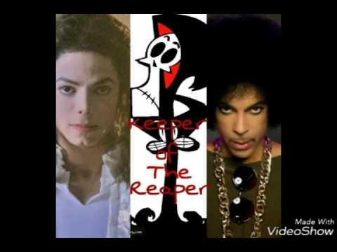 KEEPER OF THE REAPER Michael Jackson vs Prince