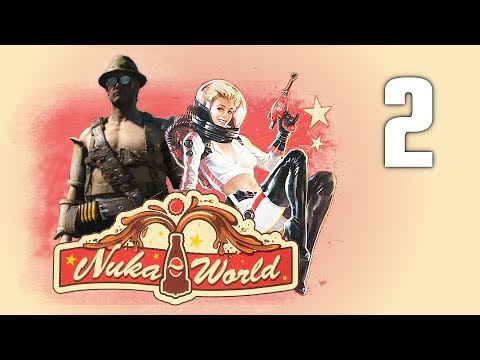 NUKA WORLD #2 : Barry and the Wet T-Shirt Contest