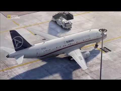 Sukhoi Superjet 100 Flight RA 36801 - Crash Animation