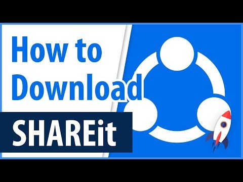 How to Download Shareit for PC/Laptop Windows 10|8.1|8|7 - 2017 Updated Latest Version