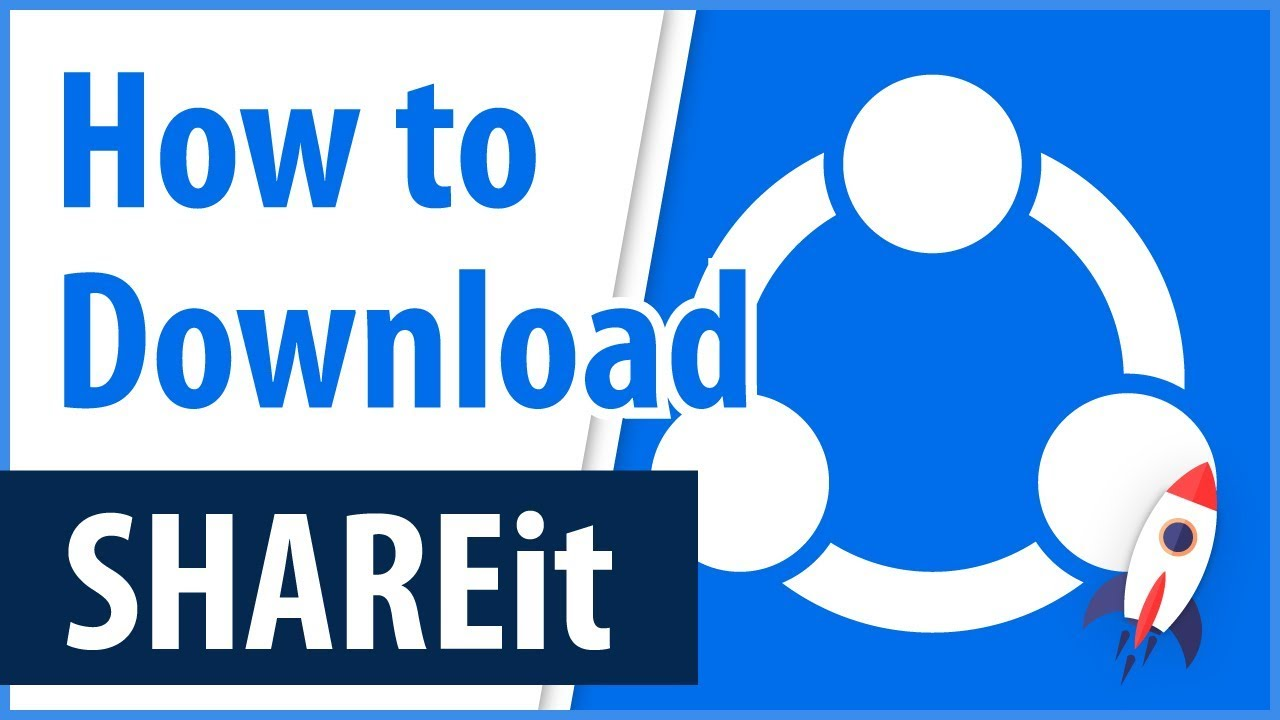 How To Download Shareit For Pc Laptop Windows 10 8 1 8 7 Updated