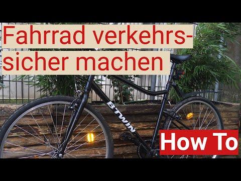 Fahrrad Für 20 Euro Verkehrssicher Machen Und Pendeln Mit Dem 129-Euro-Rad