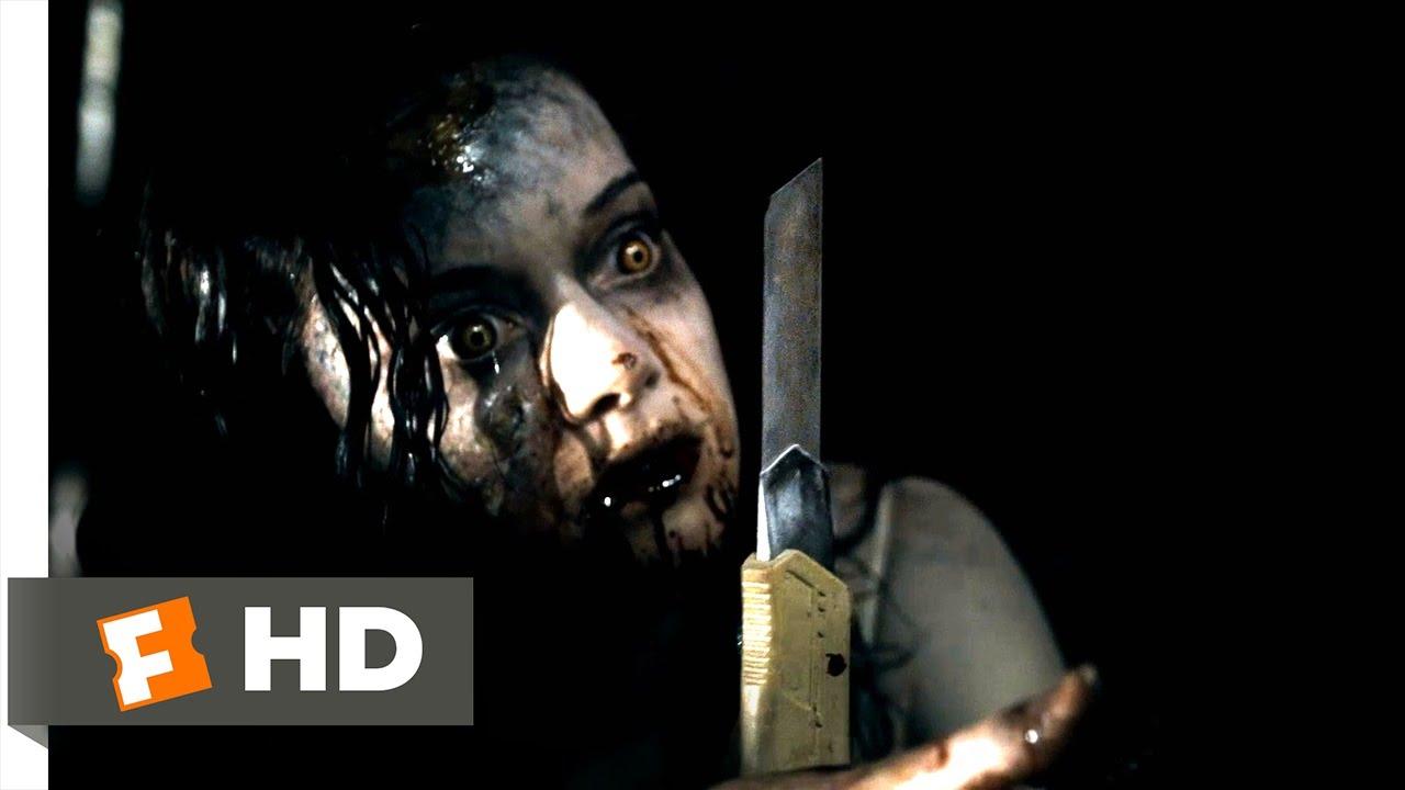 Download Evil Dead (6/10) Movie CLIP - Bloody Kiss (2013) HD