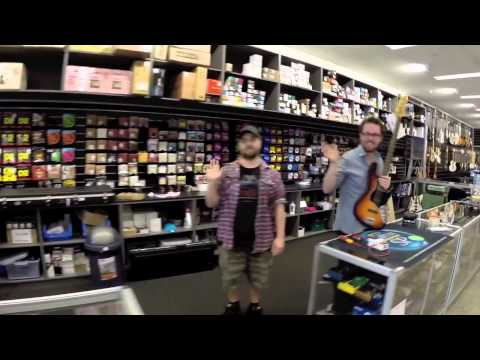 Better Music Store Tour Video
