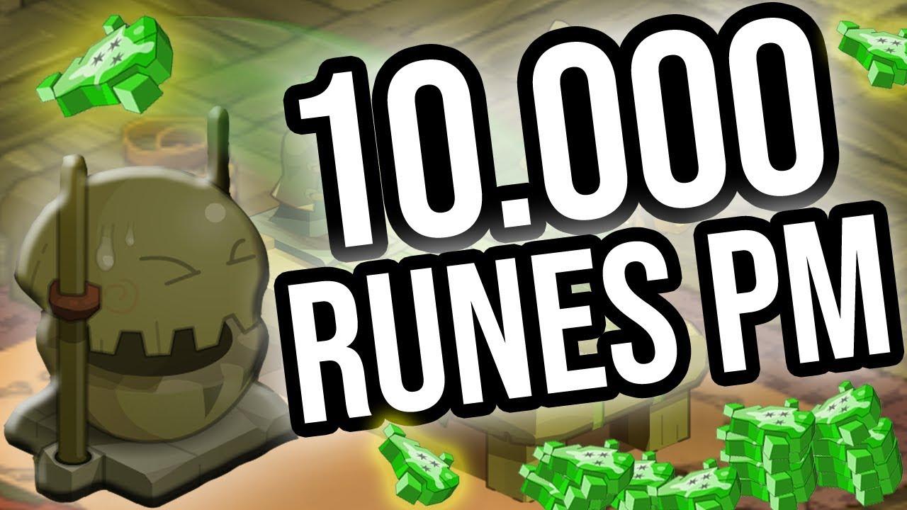 Ilyzaelle Brisage 10000 Runes Pm Coeff Max 4000