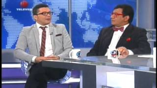Wilmer Ramirez y Moncho Martinez en Chataing Tv (Televen) Parte 1
