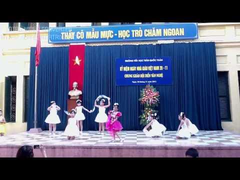 Ngay dau tien di hoc - Huyen Anh
