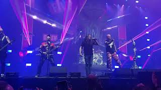 5FDP with Tommy Vext of Bad Wolves and Aaron Pauley of Of Mice and Men  - Ain't my Last Dance