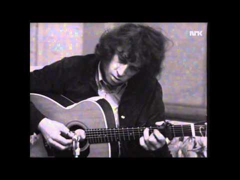 Bert Jansch - Blackwaterside (Live Norwegian TV '73)