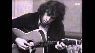 Bert Jansch - Blackwaterside (Live Norwegian TV