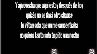 "Nova Y Jory Ft. Daddy Yankee ""Aprovecha"" (Con letra) 2011"