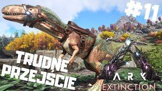 ARK Extinction PL #11 - Oswajanie Megalosaurus i T-Rex| PC 1080P gameplay po polsku