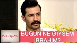 Zuhal Topal&#39la 91. Bolum (HD) Modaci Ibrahim&#39den Loca Adaylarina Kiyafet Yorumu!