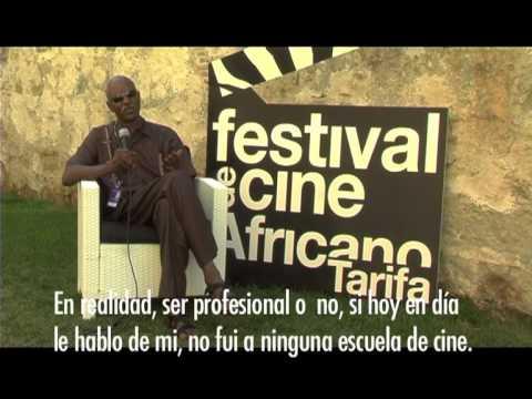 Youssouf Djaoro (Un hombre que grita)