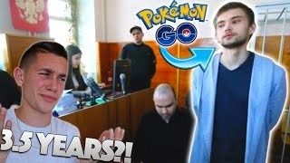 3.5 YEARS IN PRISON FOR PLAYING POKEMON GO!