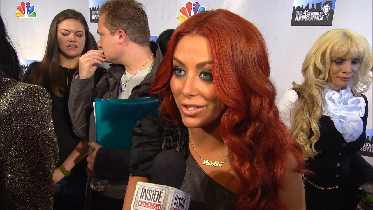 Aubrey O Day Criticized Over Claims She Seduced Donald Trump Jr     Aubrey O Day Criticized Over Claims She Seduced Donald Trump Jr