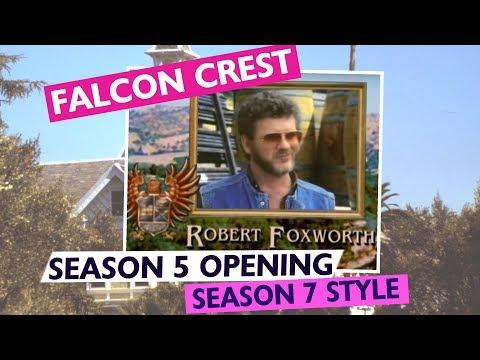 FALCON CREST  Season 5 meets Season 7 Version 2
