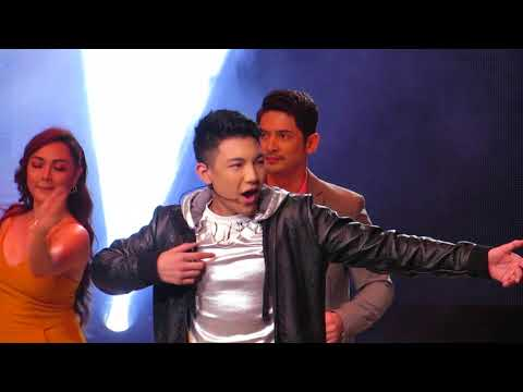 Dying Inside by Darren Espanto | 34th PMPC Star Awards for Movies 2018!