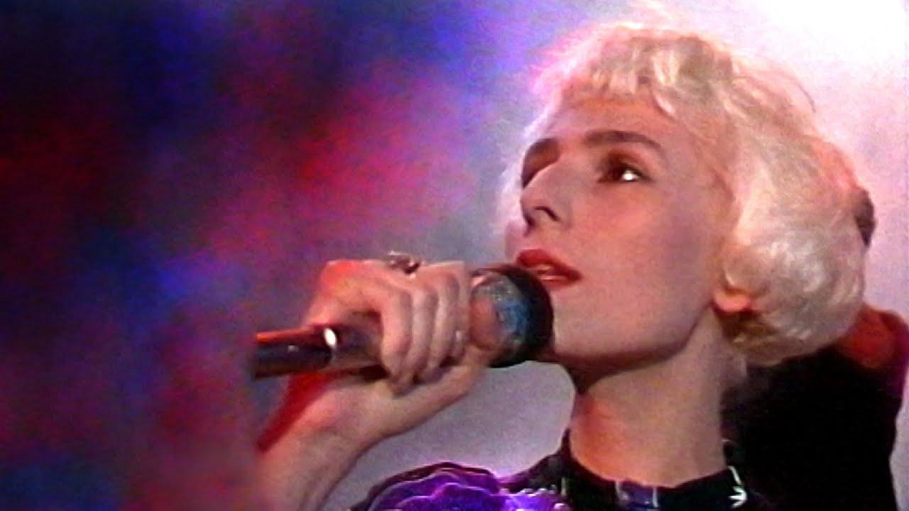 Жанна Агузарова - К тебе пришла любовь 1989г. - YouTube