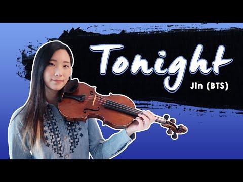 《tonight》--jin-(bts)-violin-cover-(w/sheet-music)