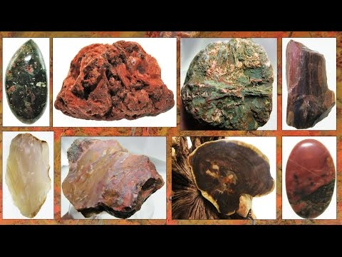How To Find Jasper and Semi Precious Gemstones In Rivers