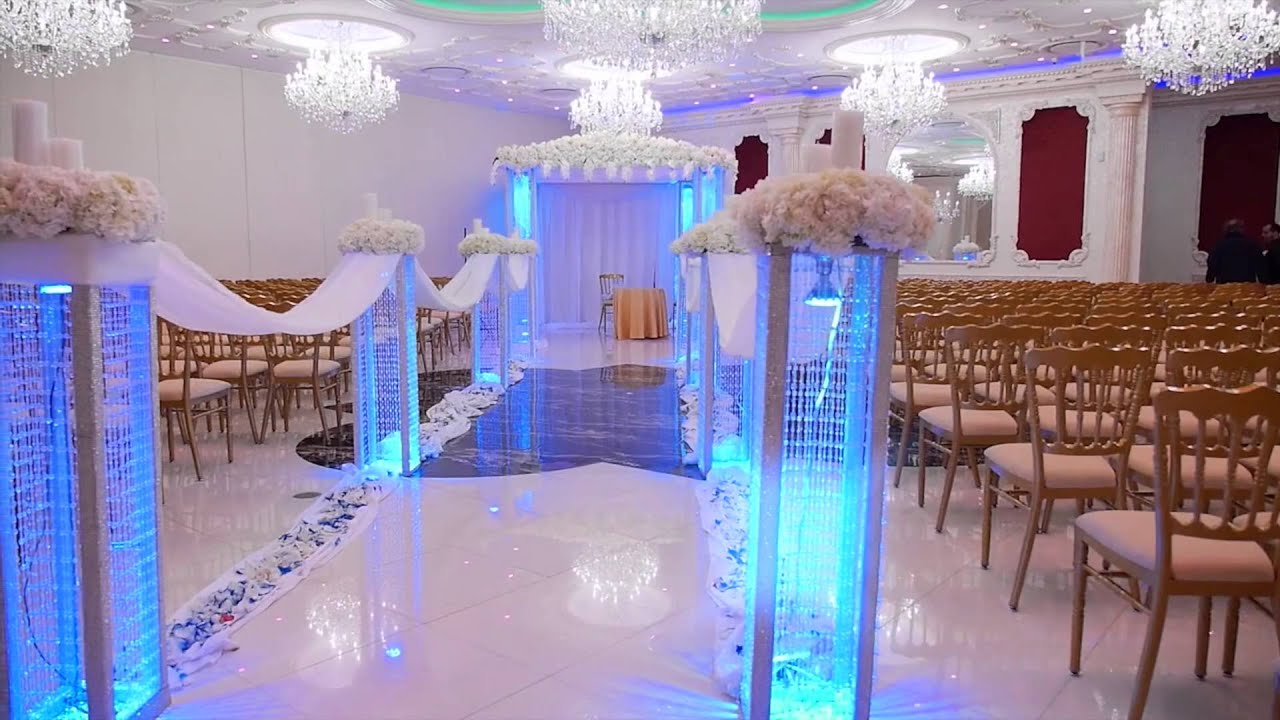 Banquet hall wedding hall wedding venue in new york youtube junglespirit Images