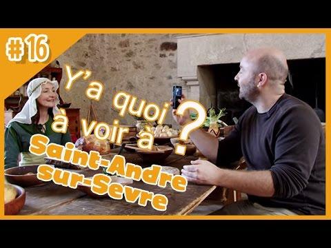 CHATEAU DE SAINT MESMIN - Y'a quoi à voir en Deux-Sèvres ?