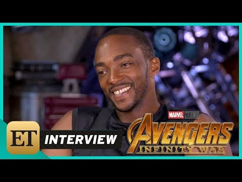 Download Youtube: 'Avengers: Infinity War': Anthony Mackie (FULL INTERVIEW)