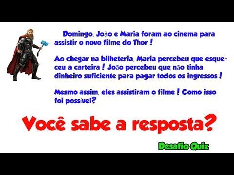 DESCUBRA QUEM É O ASSASSINO NESTE ENIGMA Desafio Quiz #27