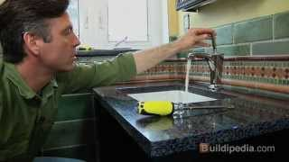 How To Install A Bathroom Sink -- Buildipedia Diy