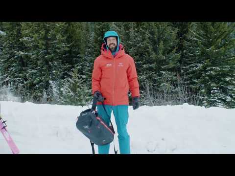 Arc'teryx Tips: Packing For The Backcountry With Brenton Reagan