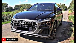 2019 Audi Q8 50TDI - DETAILS - NEW Full Review Interior Exterior Infotainment