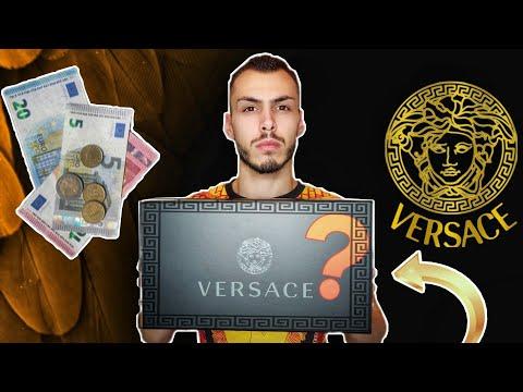 Αγοράζω το πιο φθηνό πράγμα από την Versace | Tsede The Real