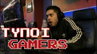 ΤΥΠΟΙ GAMERS (INTERNET CAFE) | A.M.S