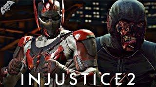 Injustice 2 Online - EPIC BLACK FLASH LOADOUT!