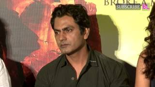 Trailer Launch Of Manjhi The Mountain Man Part 2