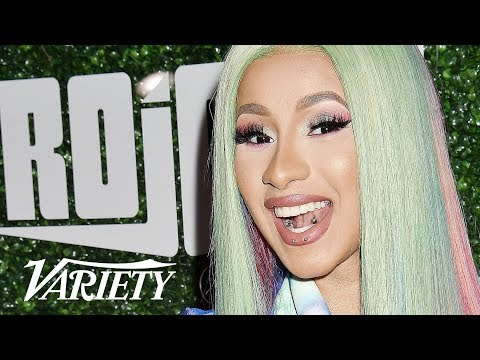 Honey German - Cardi B Endorses Bernie Sanders For 2020 + Says She Hates Trump