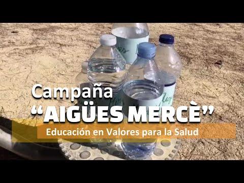 campaña-aigÜes-mercÈ-|-educación-en-valores-para-la-salud-|-dinámica-de-grupo-|-campamento
