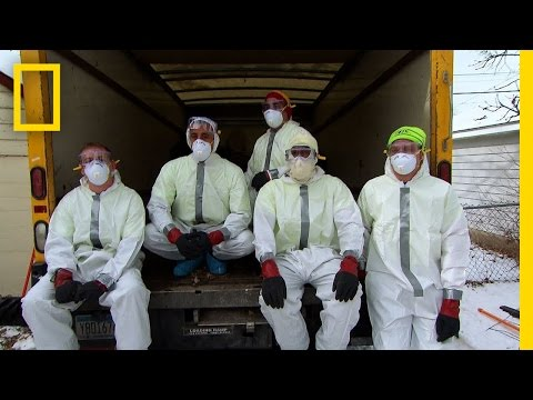 Extreme House Cleaning | National Geographic