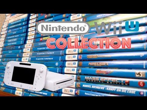 Meine Nintendo Wii U Collection / Sammlung (100+ Spiele)