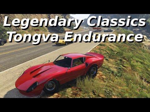EDDI's Legendary Classics   Tongva Endurance Event