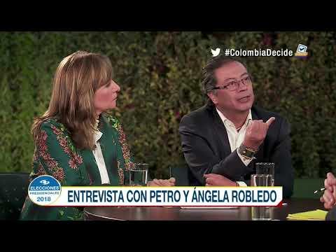 Gustavo Petro dice que ya no concibe la política como de izquierda o de derecha| Noticias Caracol